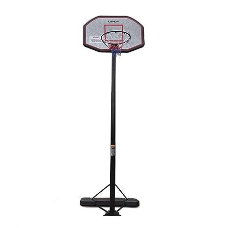 Canasta de baloncesto ajustable independiente con soporte de ...