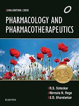Pharmacology KD Tripathi PDF 8th Edition Free Download