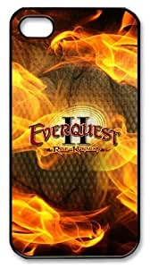 icasepersonalized Personalized Protective Case for iPhone 4/4S - Everquest