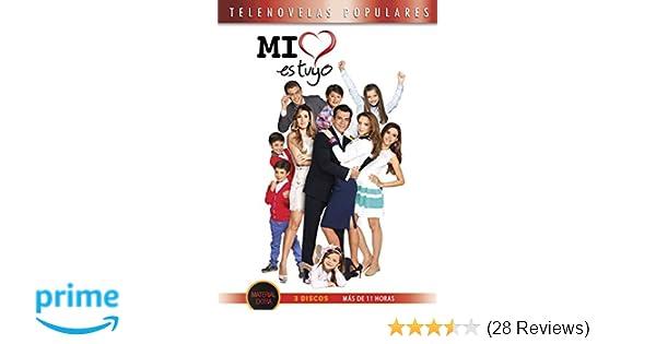 Amazon.com: Mi Corazón es Tuyo: Jorge Salinas, Silvia Navarro, Mayrín Villanueva, None: Movies & TV