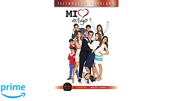 Mi Corazon Es Tuyo Amazoncomau Movies Tv Shows