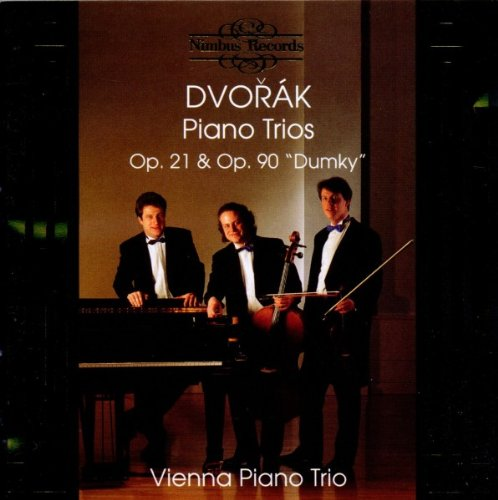Vienna Trio Piano (Dvorák: Piano Trios Op. 21 & Op. 90