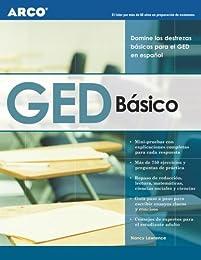 GED Basico: Domine las destrezas basicas para el GED en espanol