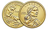 2017 P  and  D Sacagawea Dollar Native American Brilliant Uncirculated