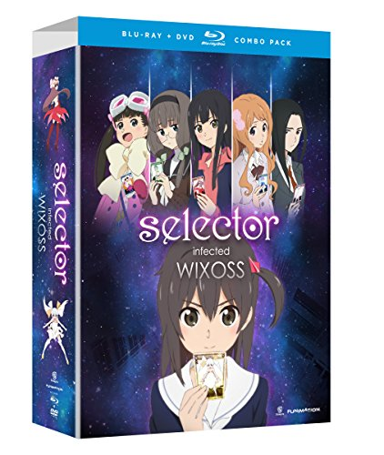Selector Infected Wixoss: Complete Series [Blu-ray]