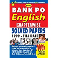 Kiran's Bank PO English Chapterwise Solved Papers 1999 Till Date English - 2363