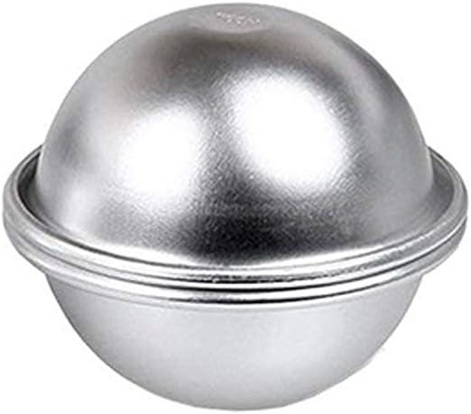 Ouken Baño Creativa balón Bomba Moldes baño Fizzies aleación de ...