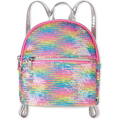 The Children's Place Girls' Big Mini Backpack, Multi CLR, NO SIZE
