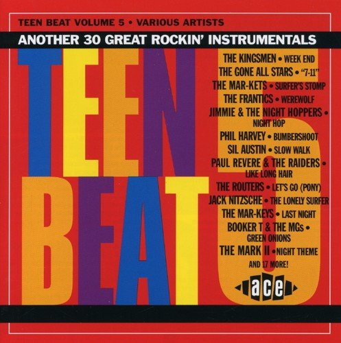 Teen Beat Another Rockin Instrumentals product image
