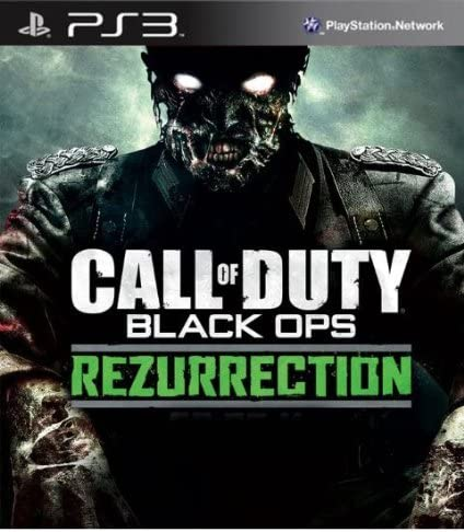Amazon.com: Call of Duty Black Ops: Rezurrection DLC - PS3 ... on black ops zombies 5 map, black ops 2nd map pack, future black ops map pack, black ops nazi zombies maps, black ops rezurrection map pack, nuketown zombies map pack, black ops zombies maps list, black ops zombie map names, black ops escalation map pack, black ops revolution map pack, black ops infected map pack, call of duty black ops 2 zombies new zombie pack,