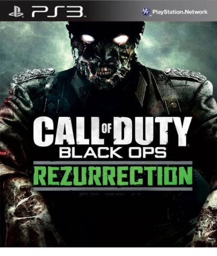 Call of Duty Black Ops: Rezurrection DLC - PS3 [Digital Code]