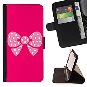 For HTC DESIRE 816,S-type Modelo de mariposa rosa- Dibujo PU billetera de cuero Funda Case Caso de la piel de la bolsa protectora