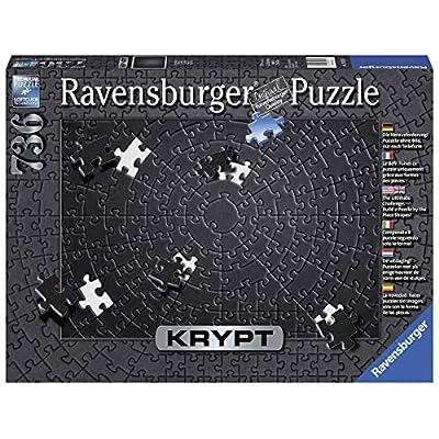 Krypt Black Puzzle Puzzle 1000 Teile