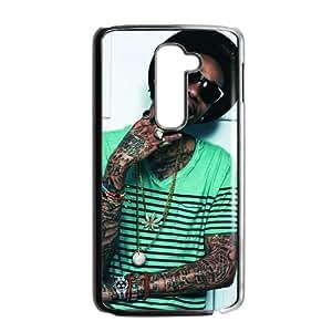 Star Famous Black LG G2 case