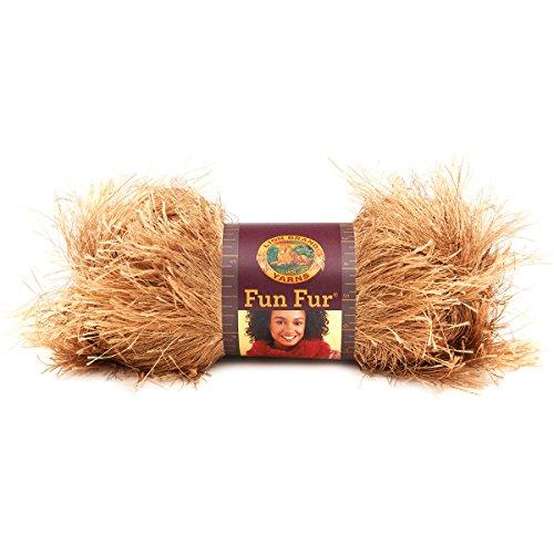 (Lion Brand Yarn 320-171 Fun Fur Yarn,)