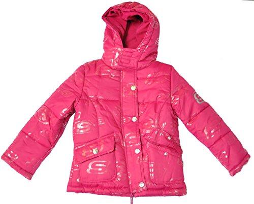 Skechers Raspberry Radiance Girls Jacket with hood (Sizes 4-6X)