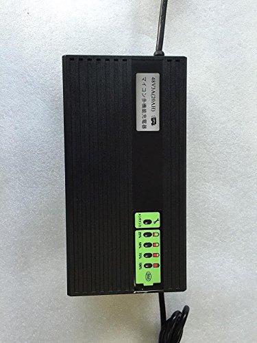 【汎用】(縦型アース左マイナス極性)48V用鉛酸バッテリー専用充電器【PSE取得商品】 B01L7176OS