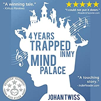 Amazon com: 4 Years Trapped in My Mind Palace (Audible Audio Edition