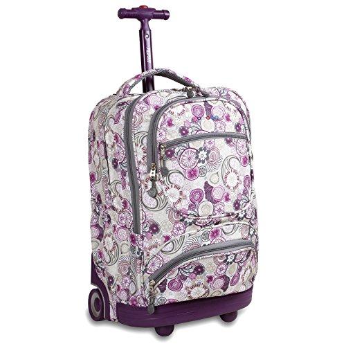 j-world-new-york-sunburst-rolling-backpack-lemon-one-size