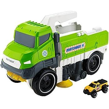 Matchbox Sweep n' Keep Truck