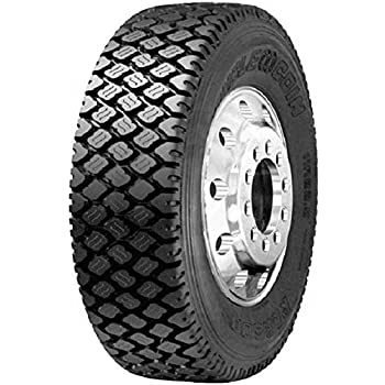 11R22.5 Truck Tire Open Shoulder 16 Ply Dplus 4 Tires