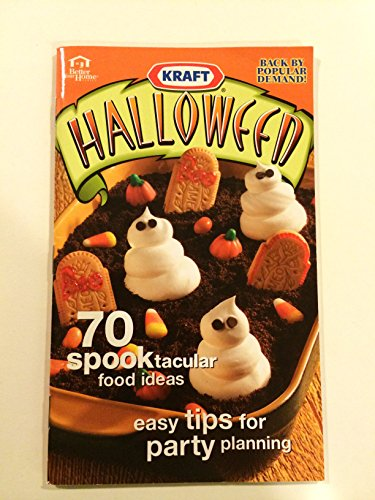 Kraft Halloween 70 Spooktacular Food Ideas]()