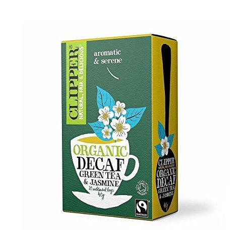 Clipper Green Decaf Tea & Jasmine - Organic 20 Bags