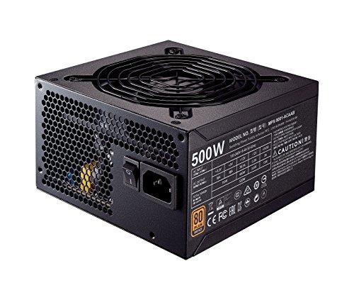 Cooler Master MWE 500 Watt 80 Plus Bronze certified power supply by Cooler Master (Image #11)