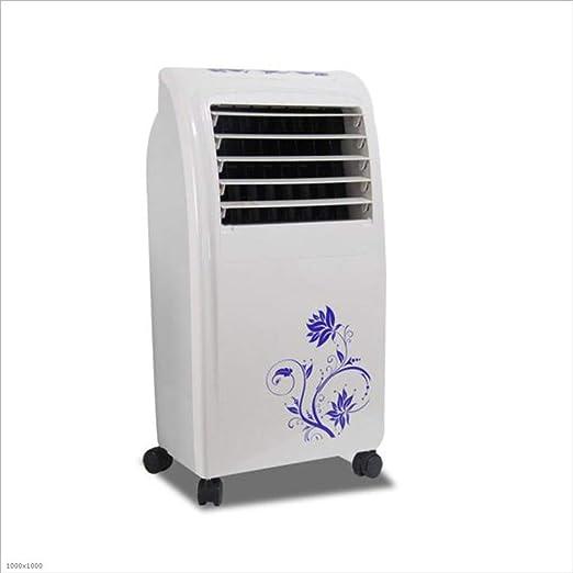 XIAOYAN Ventilador de refrigeración por evaporación White-65W ...