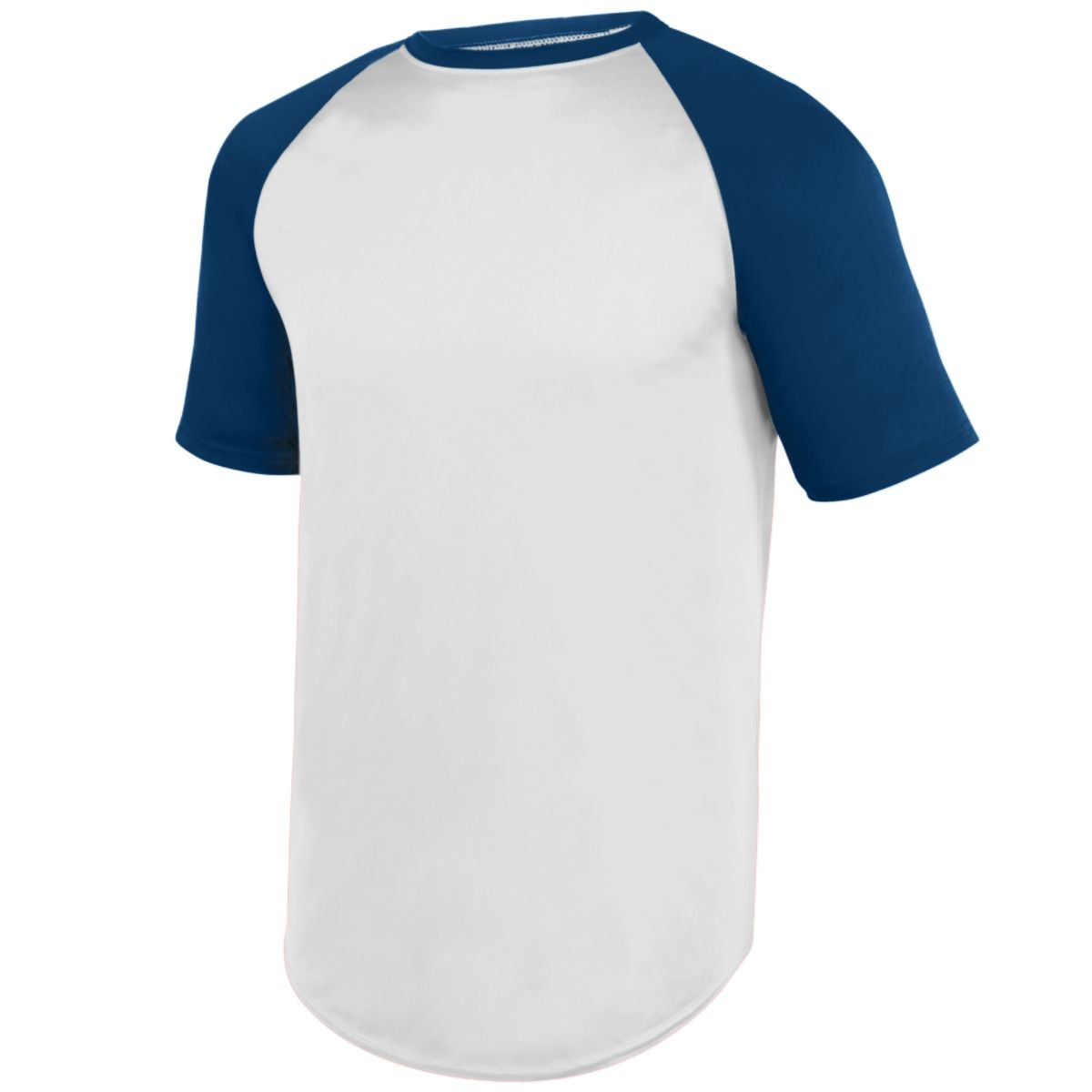 Augusta Sportswear Boys Wicking Short Sleeve Baseball Jersey 1509