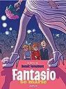 Spirou, tome 9 : Fantasio se marie par Feroumont