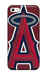 Brand New 5/5s Defender Case For Iphone (anaheim Angels )