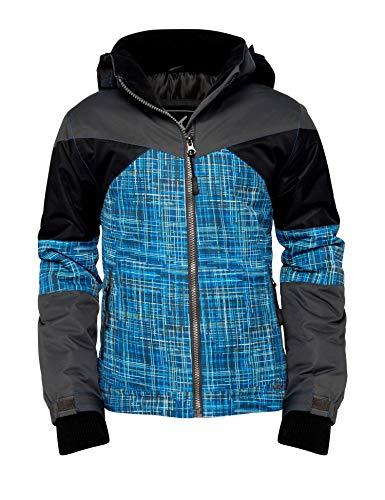 Arctix Boys Catch 22 Insulated Jacket, Charcoal, Medium