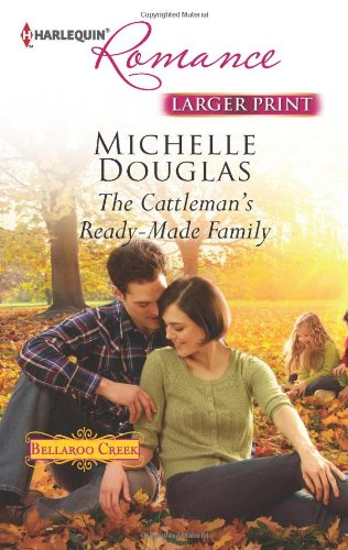 book cover of The Cattleman\'s Ready-Made Family
