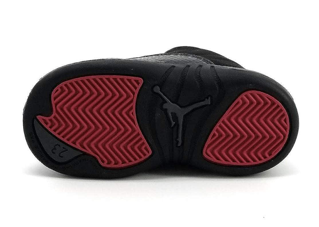 more photos ef378 93260 Amazon.com | Jordan 12 Retro (TD) Girls Toddler Sneakers ...