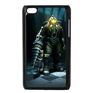 iPod Touch 4 Case Black BioShock as a gift A4576053