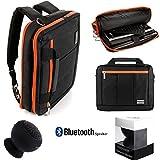Best Microsoft Messenger Bags - Vangoddy NBKLEA284SPK401 Laptop Travel Shoulder Bag, Messenger Bag Review