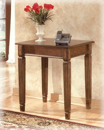 Amazon.com: Ashley Furniture Signature Design - Hamlyn Corner ...