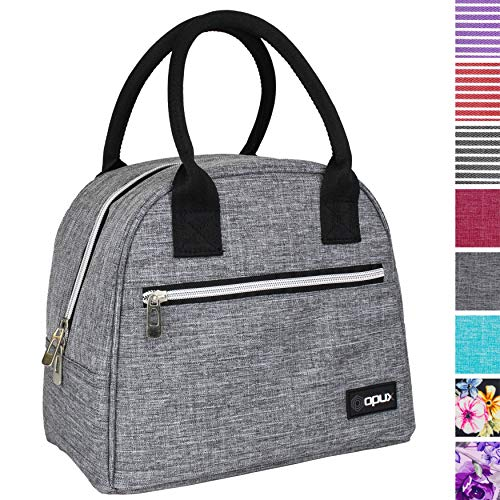 OPUX Lunch Bag for Women | Insulated Lunch