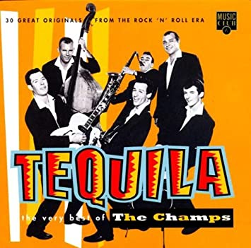 Amazon   Tequila   Champs, the   ポップス   音楽