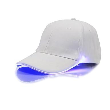 XY Fancy Helle Lichter LED Unisex Baseball Cap Taschenlampe Hut für ...