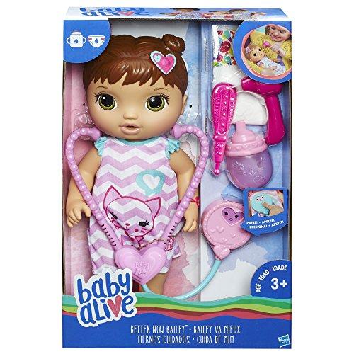Baby Alive Better Now Bailey Brunette Buy Online In