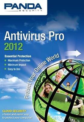 Panda Antivirus PRO 2012 1-PC