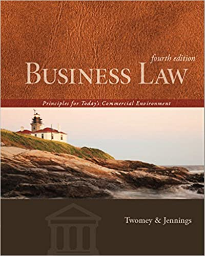 Business law principles for todays commercial environment kindle business law principles for todays commercial environment 4th edition kindle edition fandeluxe Gallery