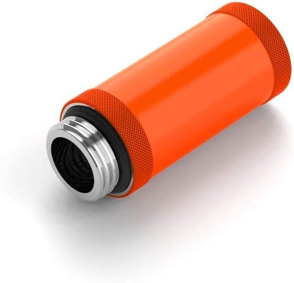 SX UV Orange PrimoChill Male//Female G1//4 Extension Coupler 35mm