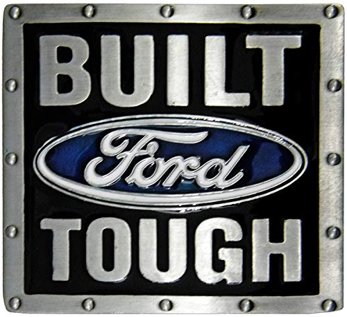 Built Ford Tough Belt Buckle (Ford Belt Men Buckles For)