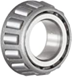 "Timken L21549 Tapered Roller Bearing, Single Cone, Standard Tolerance, Straight Bore, Steel, Inch, 0.6250"" ID, 0.4330"" Width"