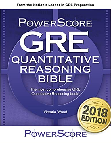 Buy The Powerscore Gre Quantitative Reasoning Bible Book Online At
