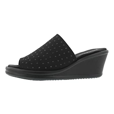b444531ae0ce Skechers Cali Women s Rumblers - Silky Smooth Slide Sandal