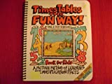 Times Tables the Fun Way Book for Kids-2nd Edition, David Rodriguez and Judy Liautaud, 1883841267